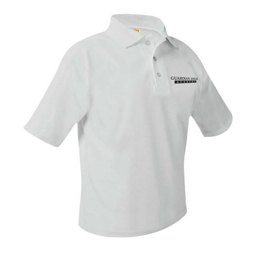 Pique Polo Short Sleeve-GAA
