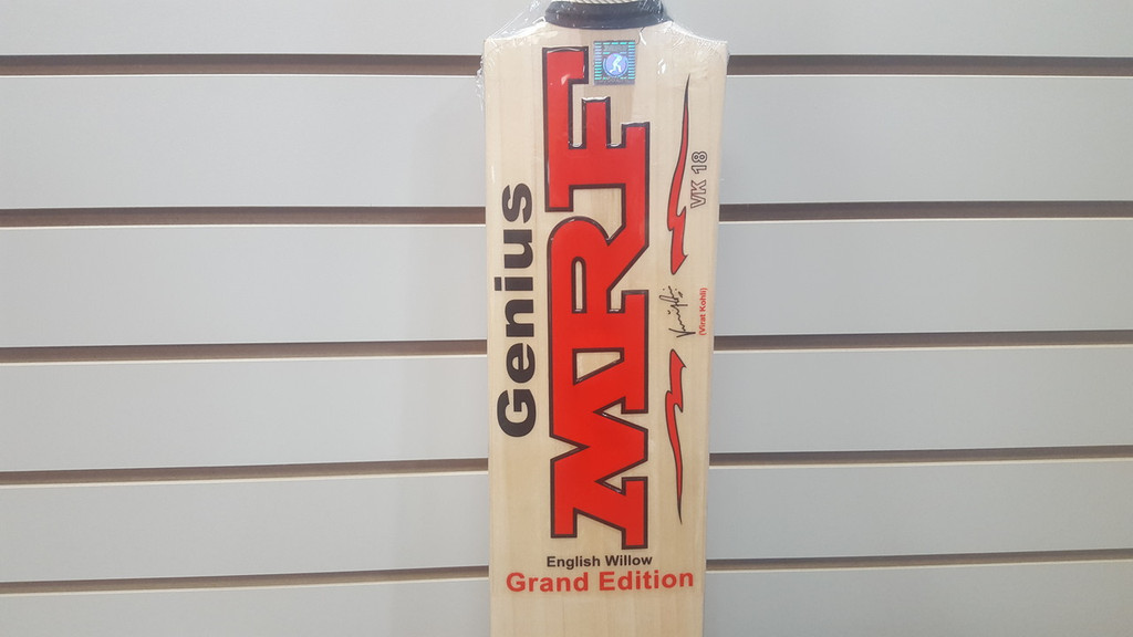 MRF Genius Grand Edition VK18 English Willow Bat