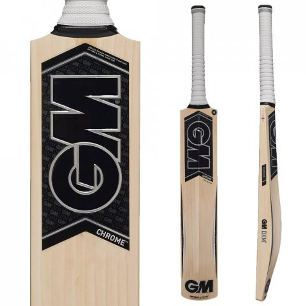 GM Chrome 606 cricket bat