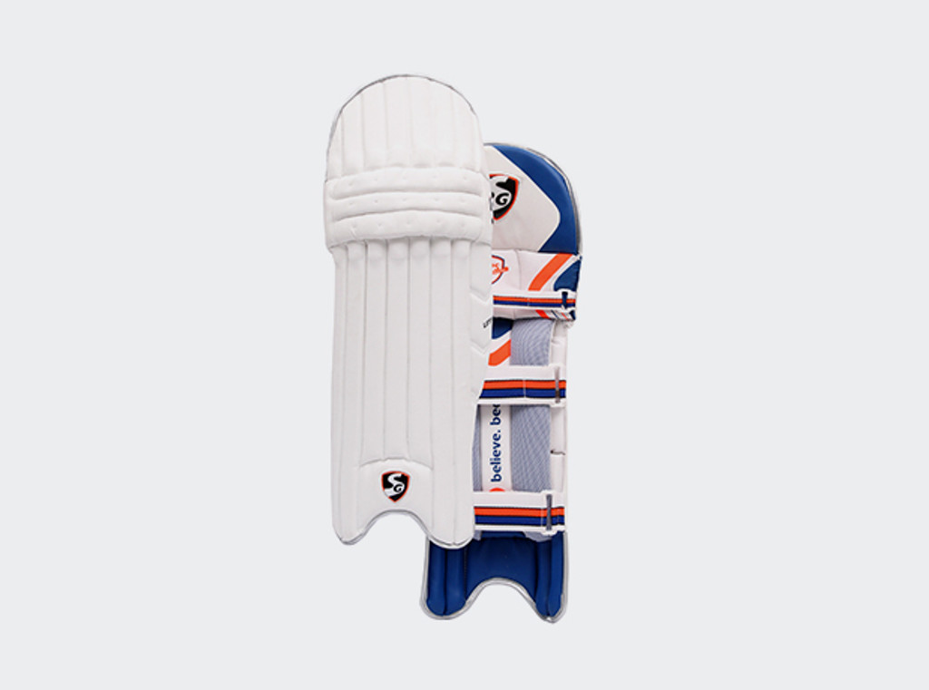SG Litevate Batting Pads (blue)