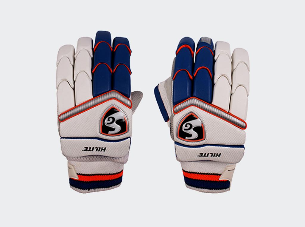 SG Hilite batting gloves