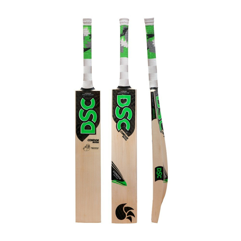 DSC Motion English Willow Bat