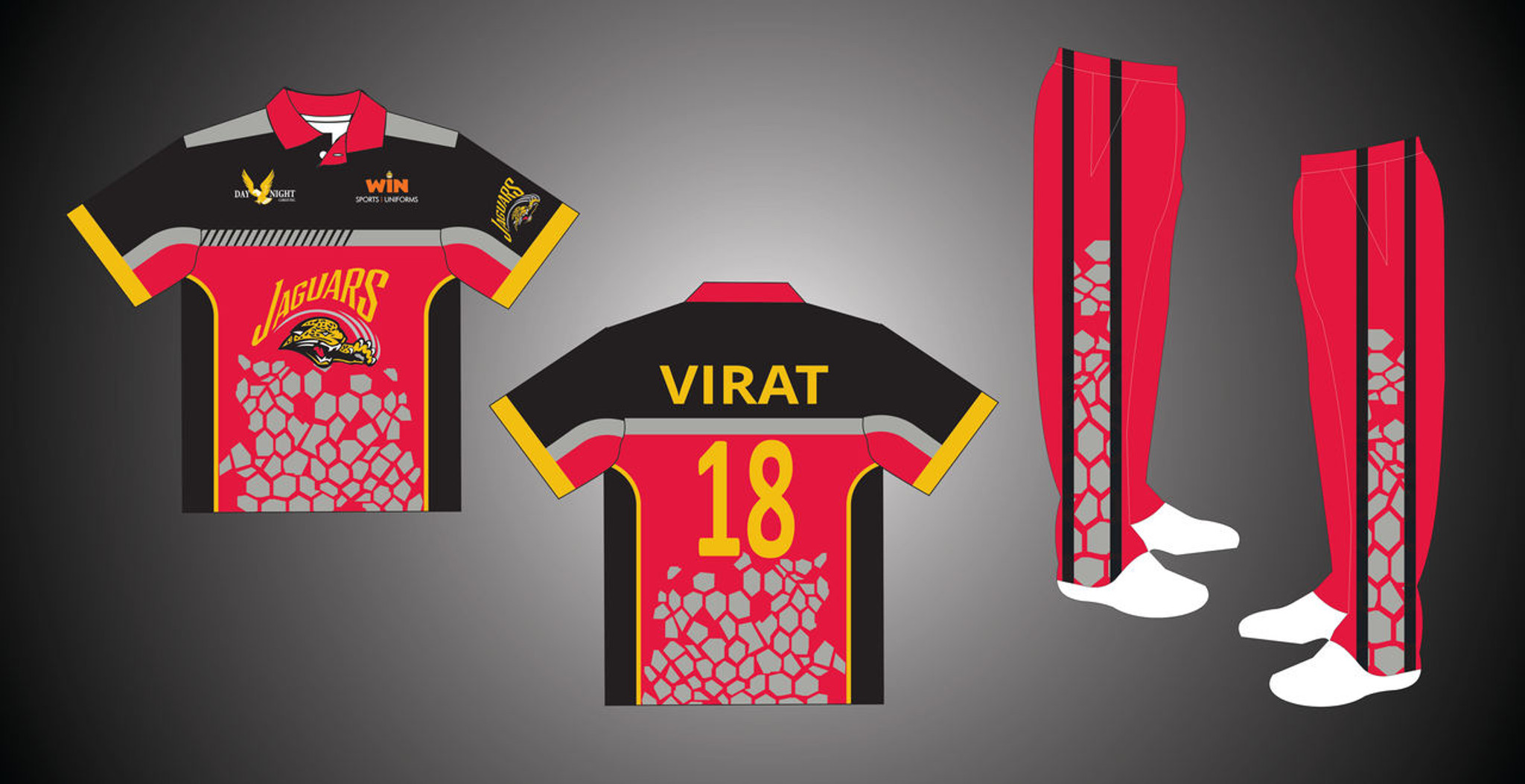 c1470fc7aaac Cricket Sublimation Uniform Set - Win Sports and Uniforms Inc