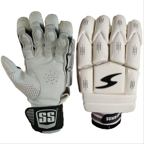 SS Dragon Batting Gloves (Navy Blue)