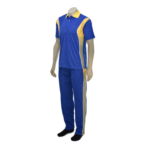 Cricket Colored Uniform Set