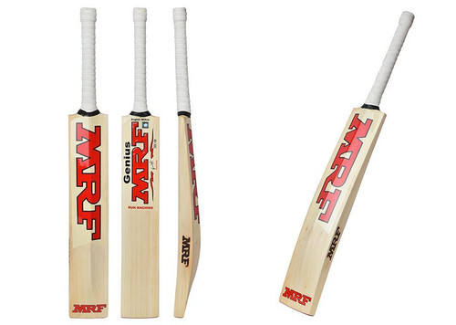 MRF Run Machine English Willow Bat