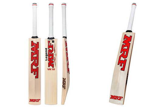 MRF VK18 Legend English Willow Bat