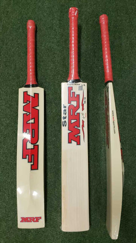 MRF Star English Willow Bat