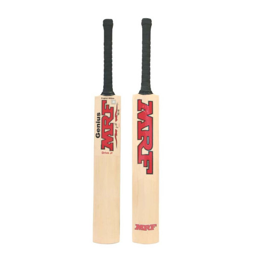 MRF Drive jr English Willow Bat size-H, 6 and 5