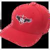 RUFF RIDERS BALLCAP (RED)