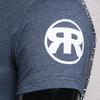 RUFF RIDERS WHITE STAG - V NECK