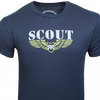 The SCOUT tee by The Ruff Rider