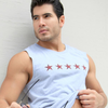 """RUFF RIDERS """"THE GENERAL"""" MUSCLE TEE"""