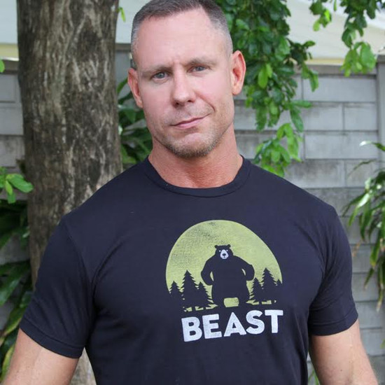 RUFF RIDERS THE BEAST TEE
