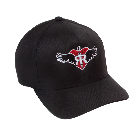 RUFF RIDERS BALLCAP (BLACK)
