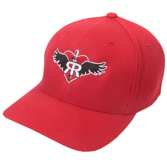 RUFF RIDERS BALLCAP (RED)