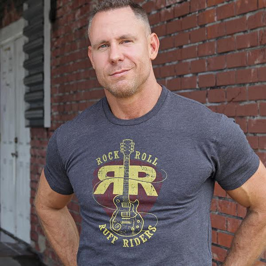 RUFF RIDERS ROCK AND ROLL TEE