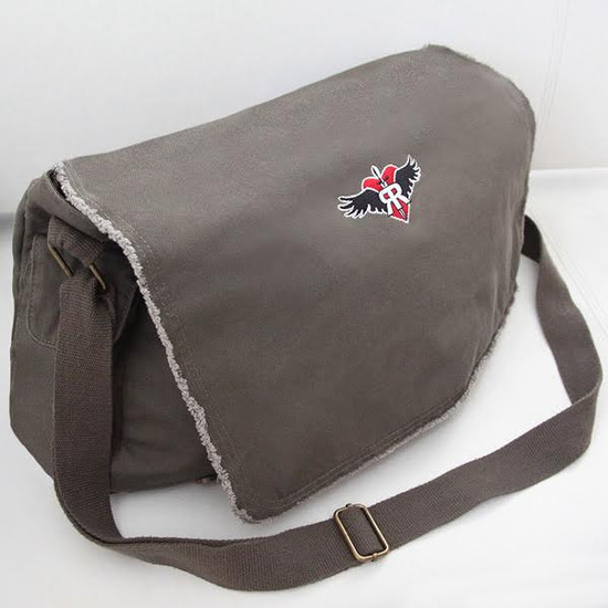 "The Ruff Riders ""MY STUFF"" Messenger Bag"