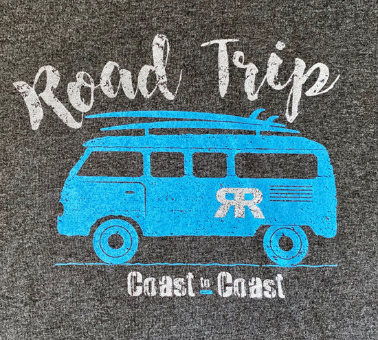 Ruff Riders Road Trip Tank (Dark Heather)