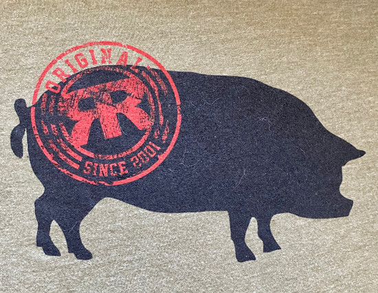Ruff Riders OINK (in military green)