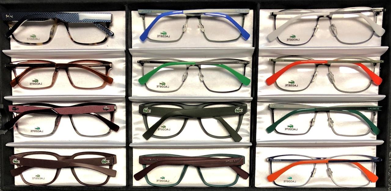 LACOSTE KIT  22 (12pc) - Wholesale Eyeglasses c9e95025208
