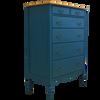 Eloise Tall Dresser