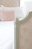 Madeline Bed in Millie powder pink