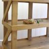 Modern Farmhouse Shelf in English Pine