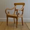 Farmhouse Chair in English Pine