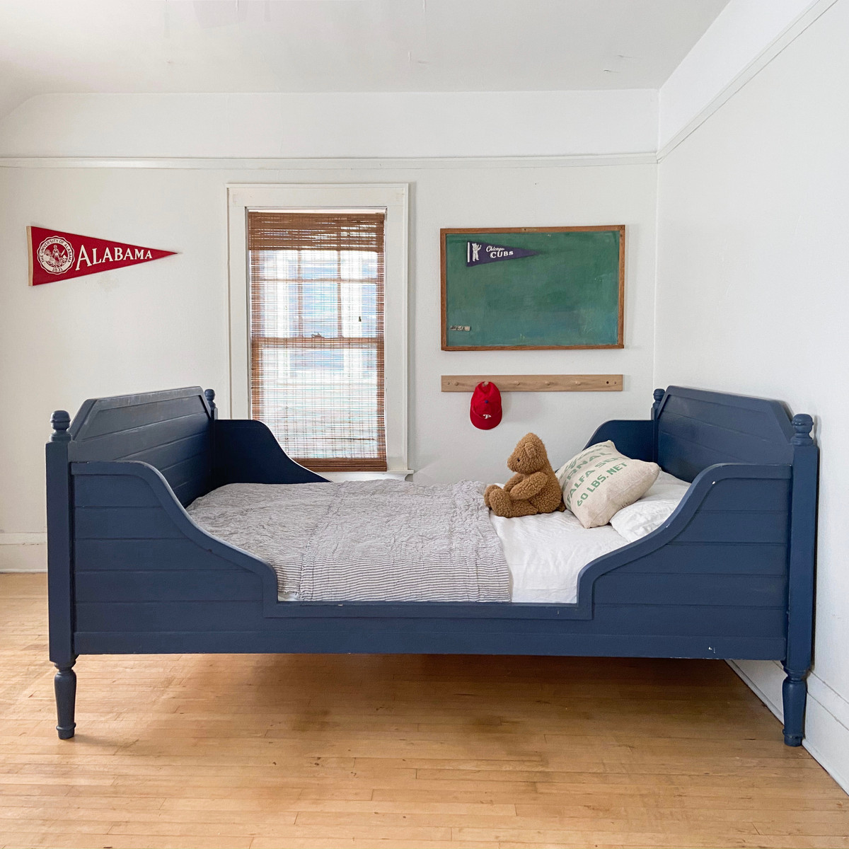 Jack's Nantucket Bed