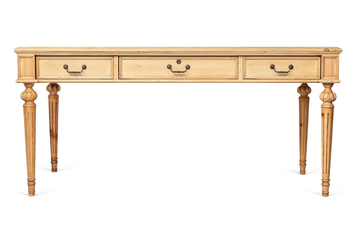 French Desk in english pine