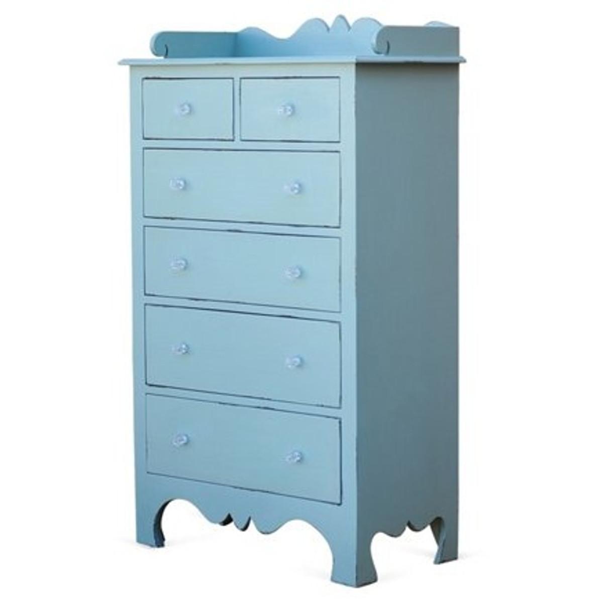 Harry's Tall Dresser