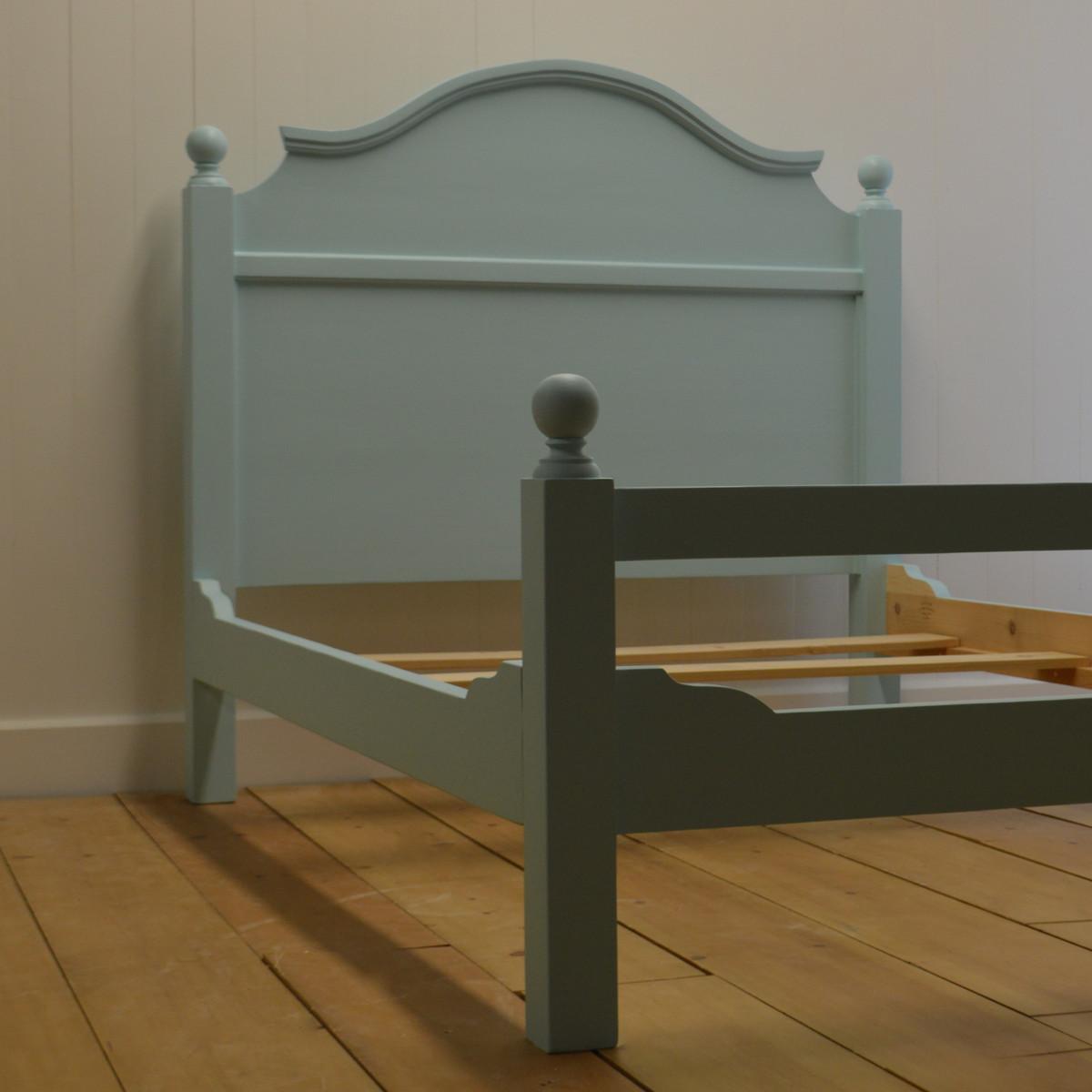 French Farm Bed English Farmhouse Bed Ann Bradshaw Kirchofer