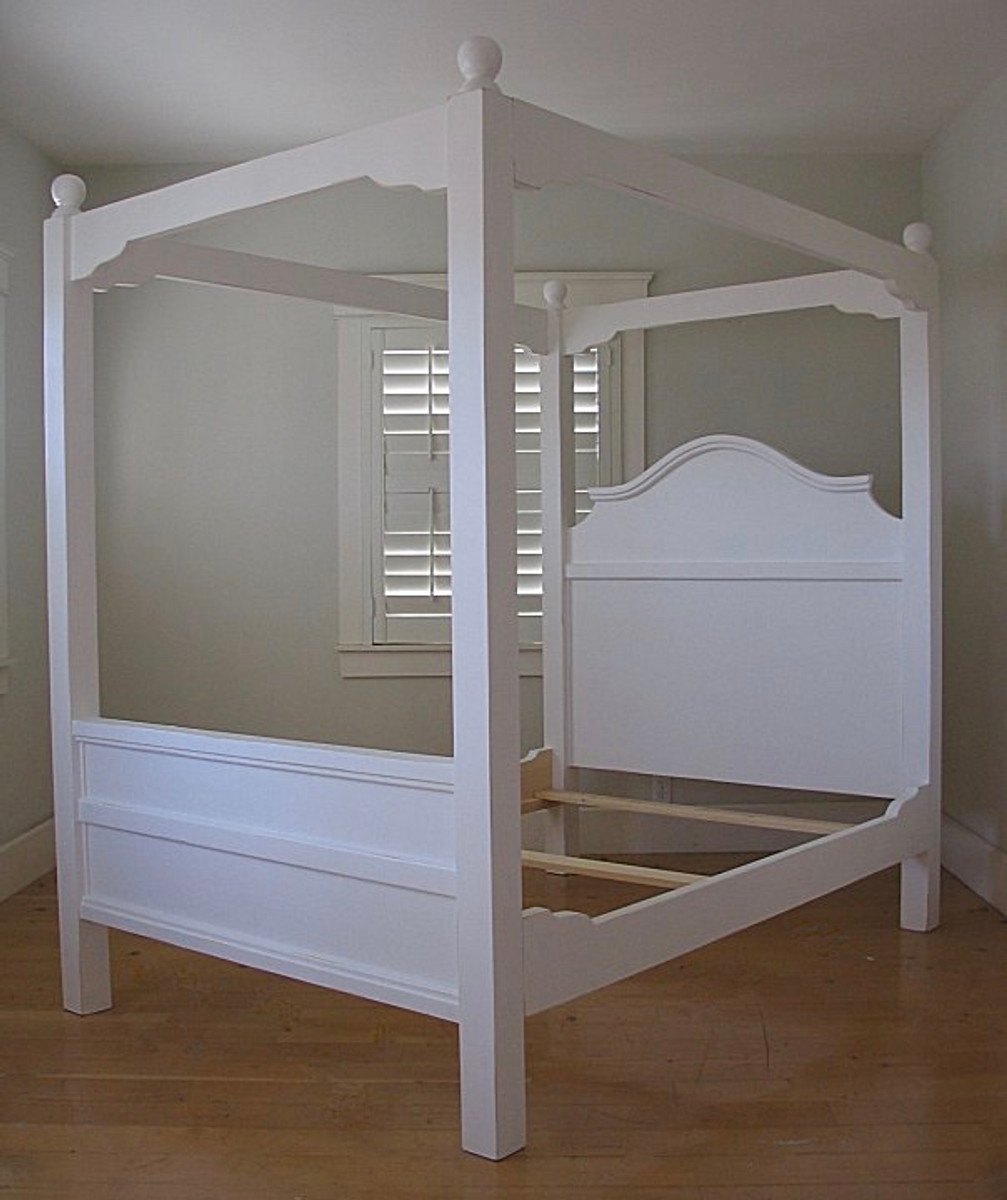 French Farm Canopy Bed