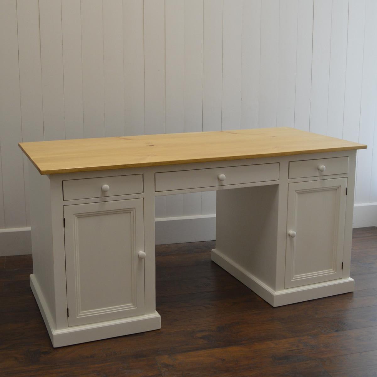 English Farmhouse Kitchen Desk
