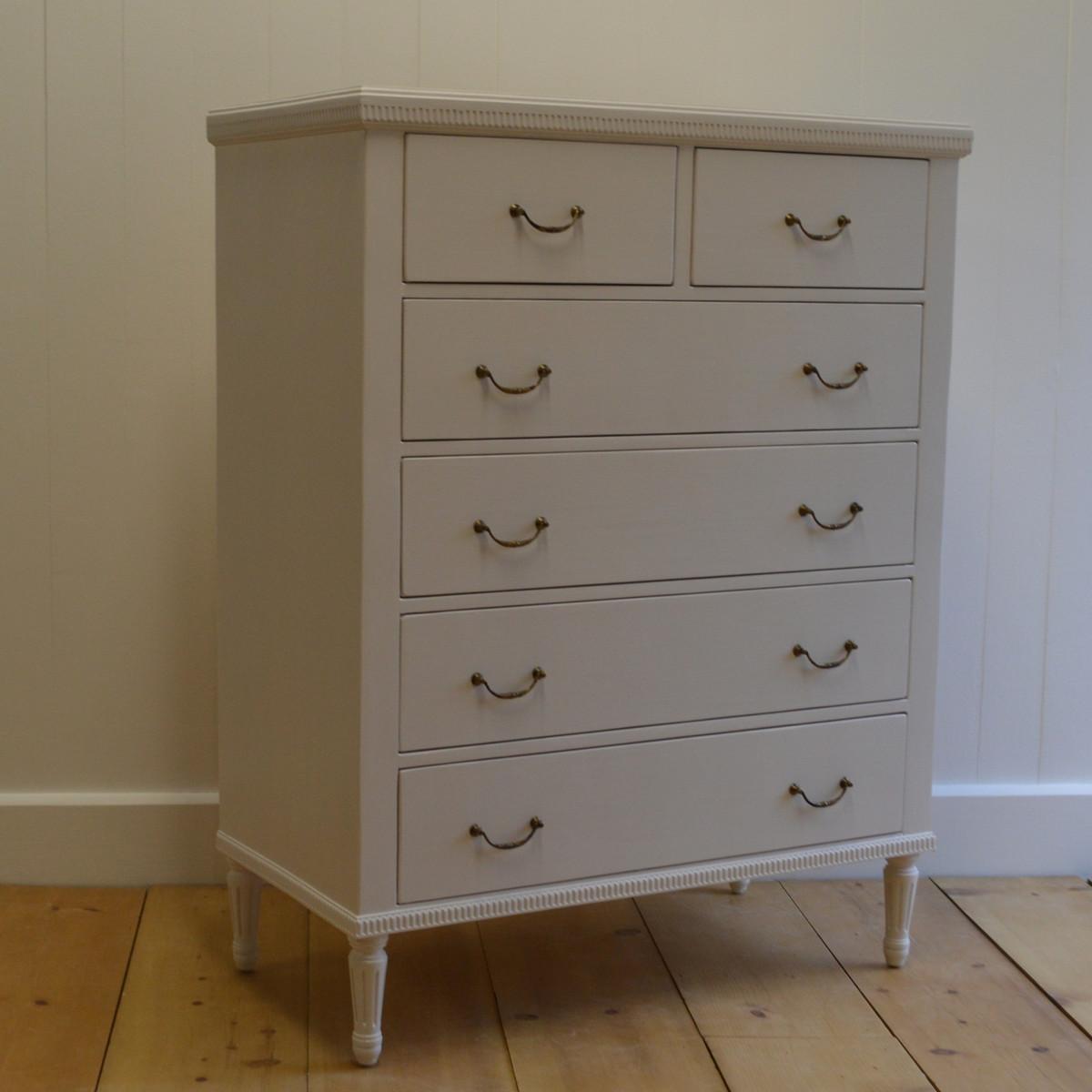 Madeline Six-Drawer Dresser