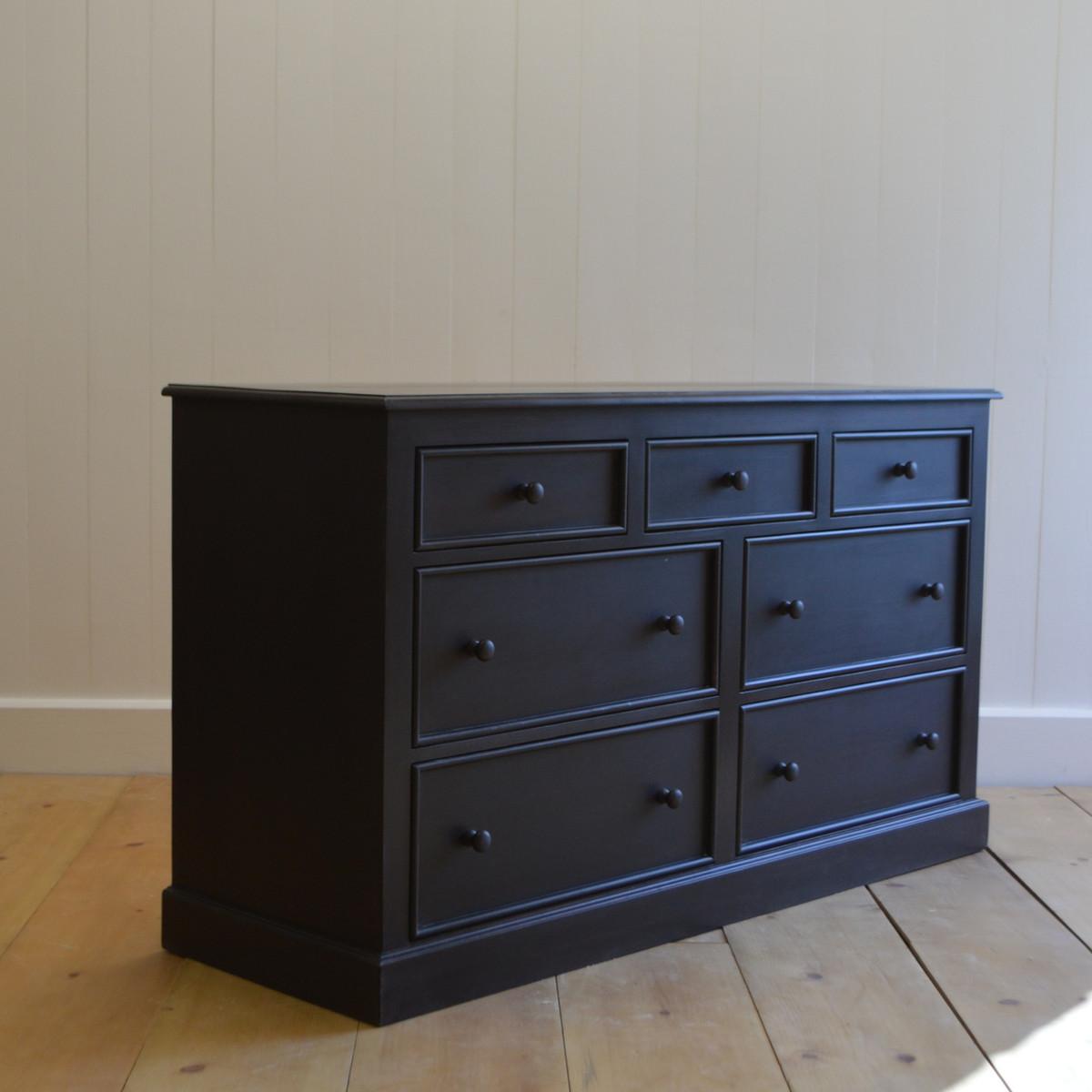 Modern Farmhouse Hudson Dresser - Black Walnut