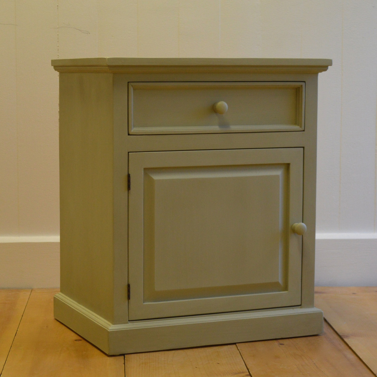 New England Bedside Table