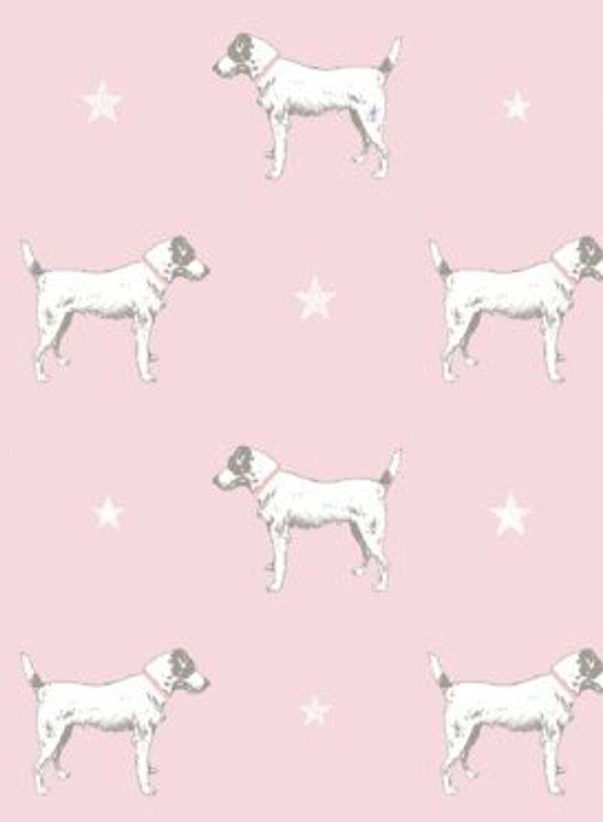 JACK ALL STAR ~ PINK ICING ON CREAM LINEN