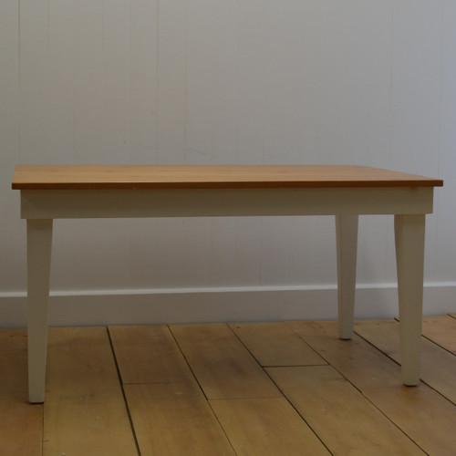 Tapered Leg Farm Table