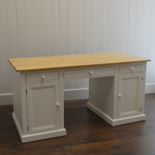 English Farmhouse Kitchen Desk