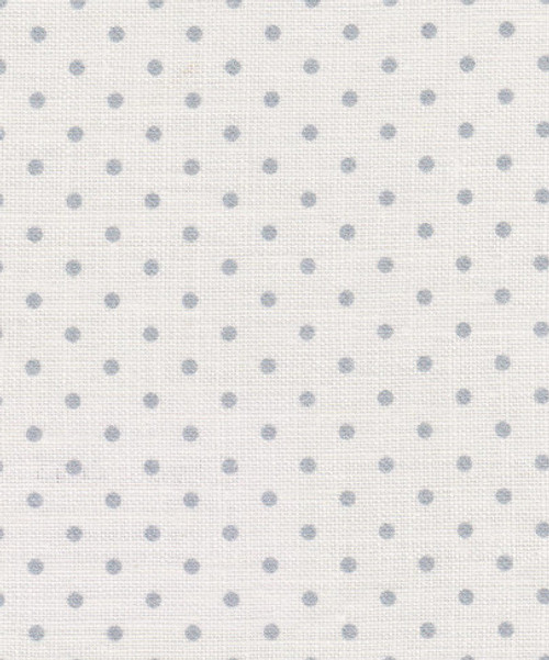 CLOUD DOTS ~ ON CREAM LINEN