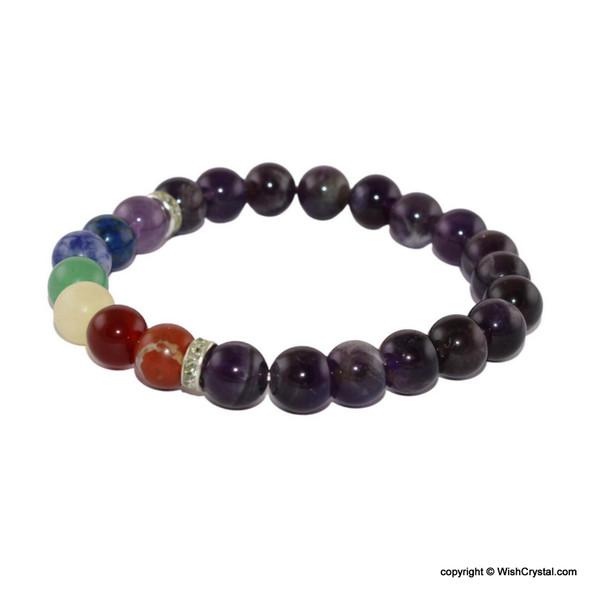 Chakra Beads Bracelets