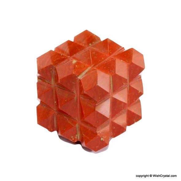 Red Jasper Healing Crystals