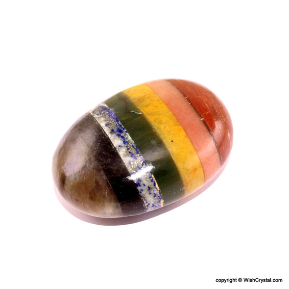 Chakra Worry Stone Wholesale Metaphysical Shop
