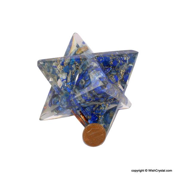 Orgonite Merkaba Stars
