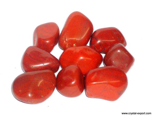 Red Jasper Tumbles Bag per Kilogram
