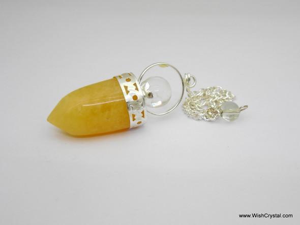 Yellow Aventurine Pendulum