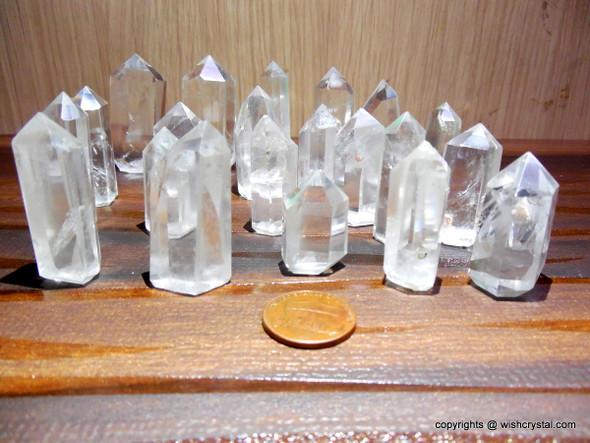 Natural Himalayan Quartz Crystal Points