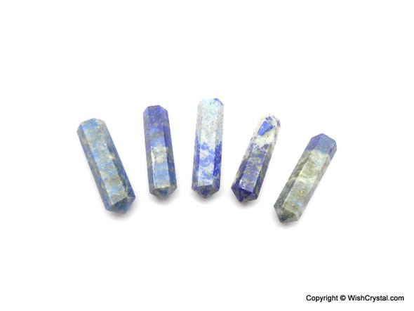 Lapis Lazuli Natural Points 25 to 35 mm